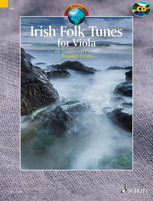 Traditionnels - Irish Folk Tunes for Alto - Sheet Music - di-arezzo.co.uk