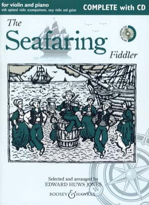 Traditionnels - The Seafaring Fiddler Complete - Violon et piano - Partition - di-arezzo.fr