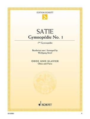 Gymnopédie n° 1 - Hautbois et piano Erik Satie Partition laflutedepan