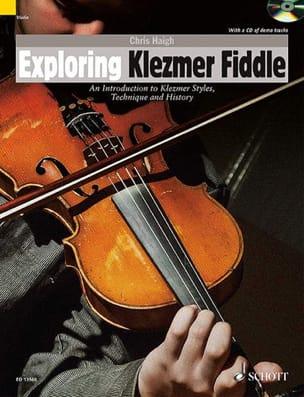 Exploring Klezmer Fiddle - Chris Haigh Partition laflutedepan
