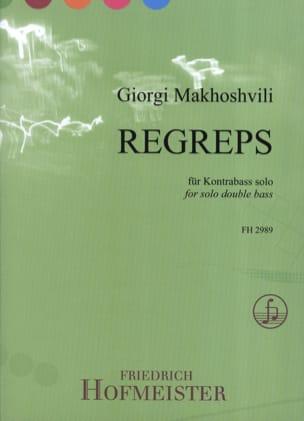 Regreps - Contrebasse solo - Giorgi Makhoshvili - laflutedepan.com