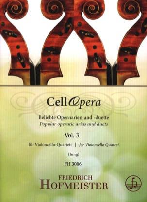 - CellOpera vol. 3 - Cello Quartet - Sheet Music - di-arezzo.com