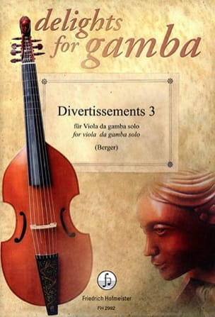 - Entertainment 3 - Solo Gambe Viola - Sheet Music - di-arezzo.co.uk