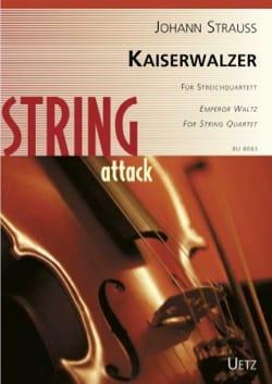 Johann (Fils) Strauss - Kaiserwalzer - String Quartet - Sheet Music - di-arezzo.com