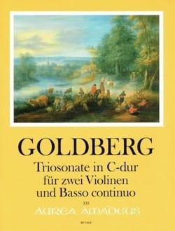 Trio-Sonate en Do Majeur - 2 Violons et BC laflutedepan