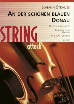 Le Beau Danube bleu - Quatuor à cordes laflutedepan