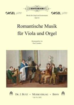 - Romantic Music - Alto and Organ - Sheet Music - di-arezzo.co.uk