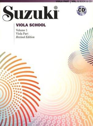 Suzuki - Alto Method - Volume 1 Revised Version - Sheet Music - di-arezzo.co.uk