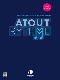 Marguerite LABROUSSE et Jean-Paul DESPAX - Rhythm Asset - Beginning of 2nd Cycle - Sheet Music - di-arezzo.co.uk