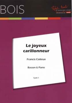 Francis Coiteux - The happy carilloneur - Bassoon and piano - Sheet Music - di-arezzo.com