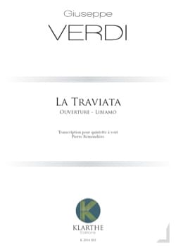 VERDI - La Traviata - Woodwind Quintet - Sheet Music - di-arezzo.com