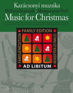 - Music for Christmas - Sheet Music - di-arezzo.com