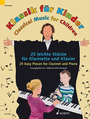 25 Easy Pieces - Clarinette et piano - laflutedepan.com