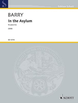 In the Asylum - Trio piano, violon, violoncelle - laflutedepan.com