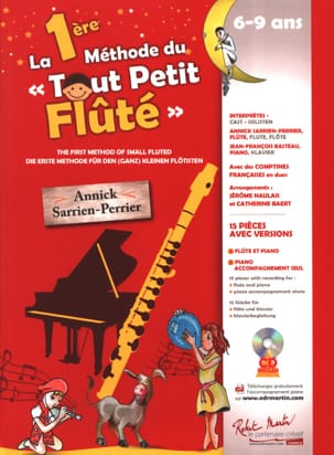 The 1st Little Flute Method - Partition - di-arezzo.co.uk