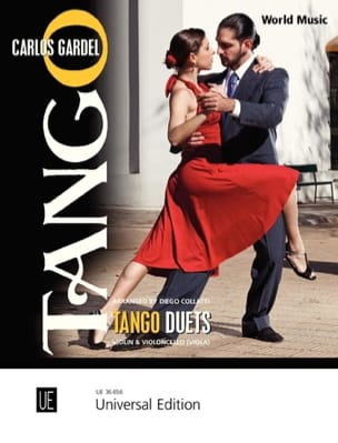 Carlos Gardel - Tango Duets - Violin and cello or viola - Sheet Music - di-arezzo.com