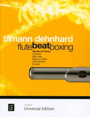 Tilmann Dehnhard - Flute beat boxing - Flûte - Partition - di-arezzo.fr