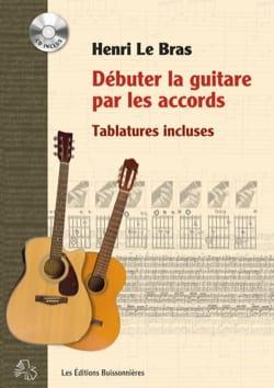 Débuter la guitare par les accords - Bras Henri Le - laflutedepan.com