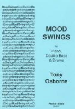 Osborne Tony - Mood swings - Partition - di-arezzo.fr