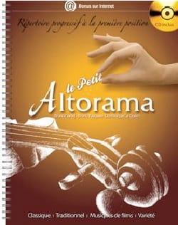 Bruno GARLEJ, Dominique LE GUERN et Brunuo PASQUIER - Le Petit Altorama - Partition - di-arezzo.fr