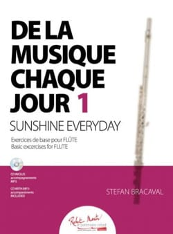 Stefan Bracaval - Music every day 1 - Flute - Sheet Music - di-arezzo.co.uk
