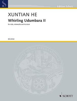 He Xuntian - Whirling Udumbara II - Sheet Music - di-arezzo.com