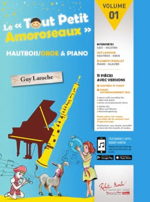 The Toddler Amoroseaux - Sheet Music - di-arezzo.co.uk
