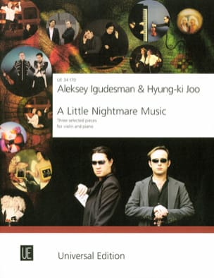 Igudesman Aleksey / Joo Hyung-ki - A Little Nightmare Music - Partition - di-arezzo.fr