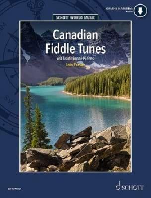 Traditionnels - Canadian Fiddle Tunes - Violin - Partition - di-arezzo.co.uk