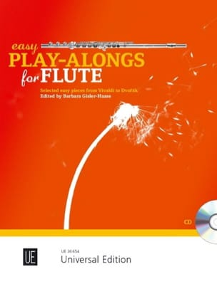 Easy Play-alongs for Flute - Partition - laflutedepan.com