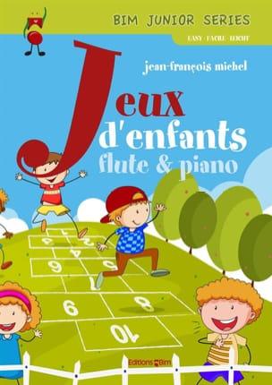 Jeux d'enfants - Flûte et piano - laflutedepan.com