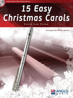 noëls - 15 Easy Christmas Carols - Flute and piano - Sheet Music - di-arezzo.co.uk