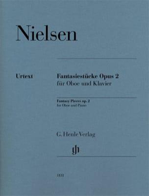 Carl Nielsen - Fantasiestücke, op. 2 - Oboe and piano - Sheet Music - di-arezzo.com