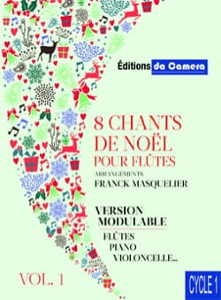 Noëls - 8 Christmas Songs for Flutes - Sheet Music - di-arezzo.co.uk