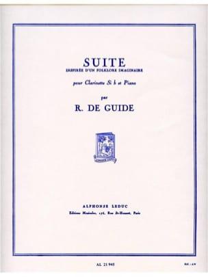 Richard de Guide - After - Sheet Music - di-arezzo.com