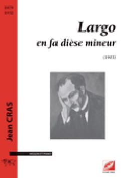Largo - Violon et piano - Jean Cras - Partition - laflutedepan.com