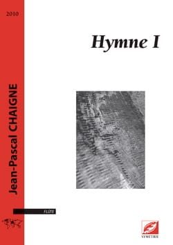 Hymne 1 - Flûte seule - Jean-Pascal Chaigne - laflutedepan.com