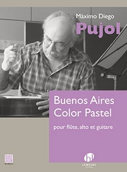 Maximo Diego Pujol - Buenos Aires Color Pastel - Parts and Conductor - Sheet Music - di-arezzo.com