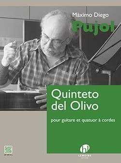 Quinteto del Olivo Maximo Diego Pujol Partition laflutedepan