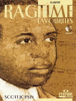 Scott Joplin - Ragtime Favourites - Partition - di-arezzo.fr