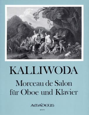 Johannes Wenzeslaus Kalliwoda - Piece of Salon, op. 228 - Oboe and piano - Sheet Music - di-arezzo.co.uk
