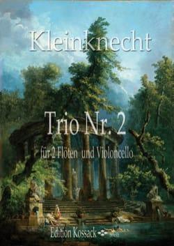 Trio n° 2 - 2 Flûtes et violoncelle - laflutedepan.com