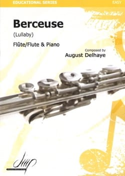 Berceuse - August Delhaye - Partition - laflutedepan.com