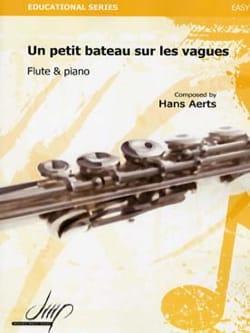 Hans Aerts - Un petit bateau sur les vagues - Partition - di-arezzo.fr