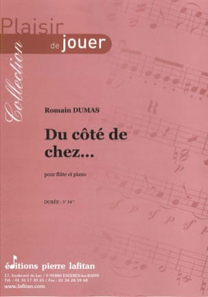 Romain Dumas - On the home side ... - Sheet Music - di-arezzo.co.uk