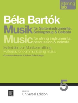 Musique pour cordes.. - Analyse BARTOK Livre laflutedepan