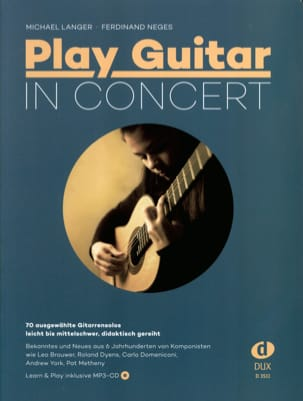 - Play Guitar in Concert -MP3 - Partition - di-arezzo.fr