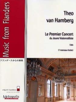 Le 1er concert du jeune violoncelliste - Opus 5 - laflutedepan.com