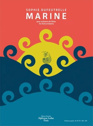 Sophie Dufeutrelle - Marine - Partition - di-arezzo.fr