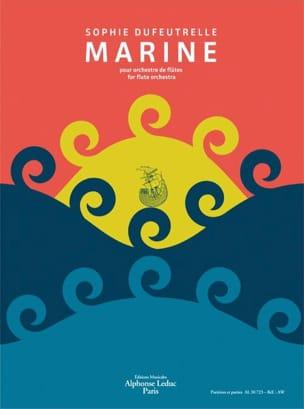 Sophie Dufeutrelle - Marine - Sheet Music - di-arezzo.co.uk